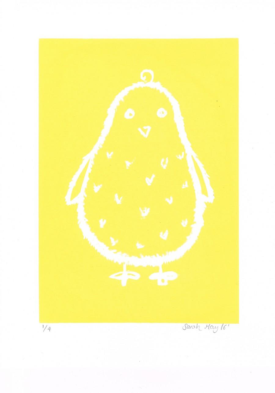 Yellow Chick_2