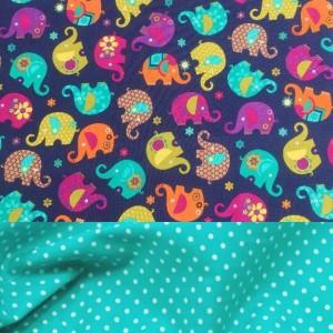 Turquoise Elephants