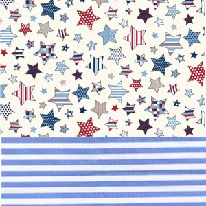 Blue Stars & Stripes