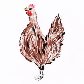 chicken-mono